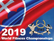 147 dní do 2019 IFBB Majstrovstiev sveta vo fitness