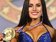 Michaela PAVLEOVÁ - absolútna víťazka 2019 Arnold Classic Amateur Europe