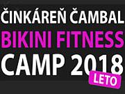2018 Činkáreň Čambal BikiniFitness Camp - 7. až 9. september 2018