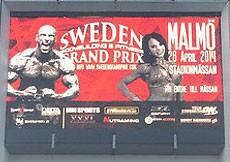 2014 Sweden Grand Prix - bodybuilding, fitness, bodyfitness