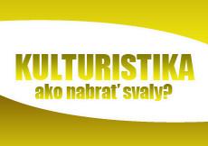 Kulturistika