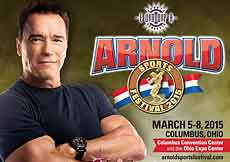 2015 Arnold Classic Europe MADRID