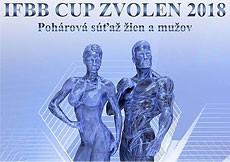 2018 IFBB Cup Zvolen