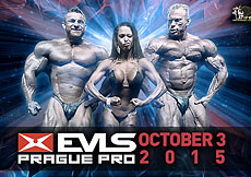 2015 EVLS Prague PRO - Prague, Czech rep.