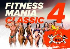 2020 Fitness Mania Classic IV - Amateur