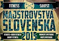 2015 Majstrovstvá Slovenska fitness a physique