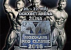 2016 Mozolani PRO Classic - Diamond Cup