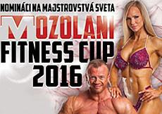 2016 Mozolani Fitness Cup Žilina