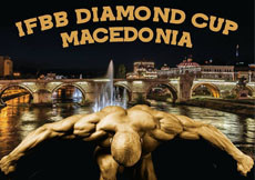 2018 Diamond Cup Macedonia