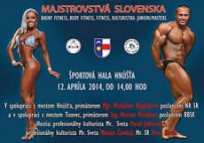 2014 Majstrovstvá Slovenska juniorov a masters, Hnúšťa