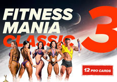 2018 Fitness Mania Classic 3