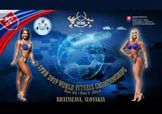 2019 World Fitness Championships, Bratislava