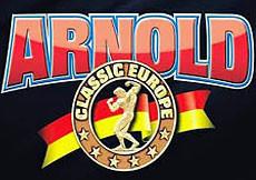2018 Arnold Classic Europe - JUNIORS