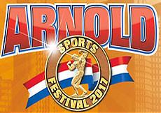 2017 Arnold Sports Festival, Columbus, USA