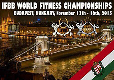 2015 World Fitness Championships, Hungary