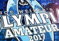 2017 Olympia Amateur Spain