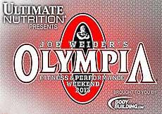 2013 Olympia Weekend