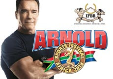 2019 Arnold Classic Africa - Amateur, Friday