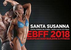 2018 European Championships Santa Susanna