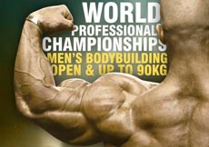 2018 IFBB Elite World Championships - Bodybuilding