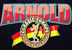 2018 Arnold Classic Europe - JUNIORS