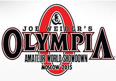 2015 Olympia Amateur World Showdown, Moscow, Russia