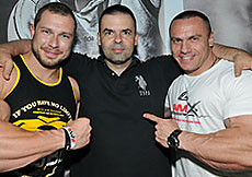 Amix Team na Slovensku - Cambal a Sadek