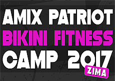 2017 AMIX Patriot Bikini Camp ZIMA