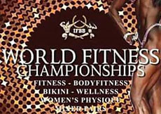 2017 IFBB World Womens Championships
