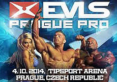 2014 EVL´S Prague PRO, Prague, Czech Republic