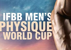 2018 IFBB World Men's Physique Cup