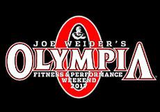 2017 Olympia Weekend Las Vegas