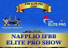 2019 IFBB Elite Nafplio PRO