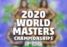2020 World Master Championships
