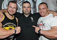 Amix Team na Slovensku - Čambal a Šádek