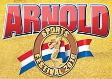 2016 Arnold Sports Festival, Columbus, USA