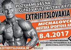 2017 Extrifit Slovakia Cup, Michalovce - 8. apríl 2017