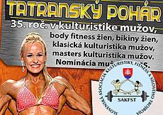 2015 Tatranský pohár - kulturistika, fitness, bodyfitness