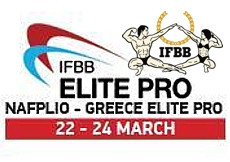 2018 Elite PRO Show Nafplio, Greece