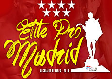 2018 Elite PRO Madrid, Spain