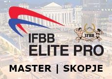 2019 Master Elite Pro Skopje