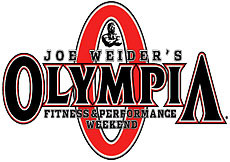 2014 Olympia Weekend - Las Vegas