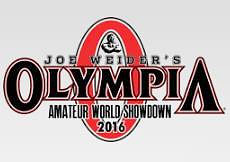 2016 Olympia Amateur Moscow