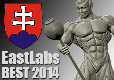 EastLabs.SK Best 2014 - SVK rating, bodybuilding a fitness