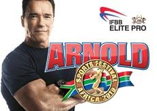 2019 Arnold Classic Africa - Elite Pro