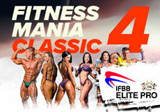 2020 Fitness Mania Classic IV - Elite PRO