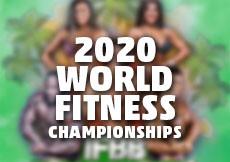 2020 World Fitness Championships