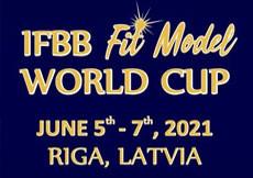 2021 IFBB FitModel World Cup, Riga