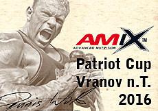 2016 AMIX Patriot Cup, Vranov nad Topľou