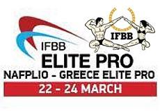 2018 Elite PRO Show Nafplio, Greece